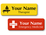Medical Name Badge Templates