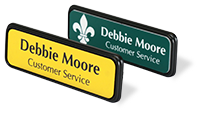 Weather Resistant Name Badges