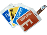 Preprinted Visitor Badges