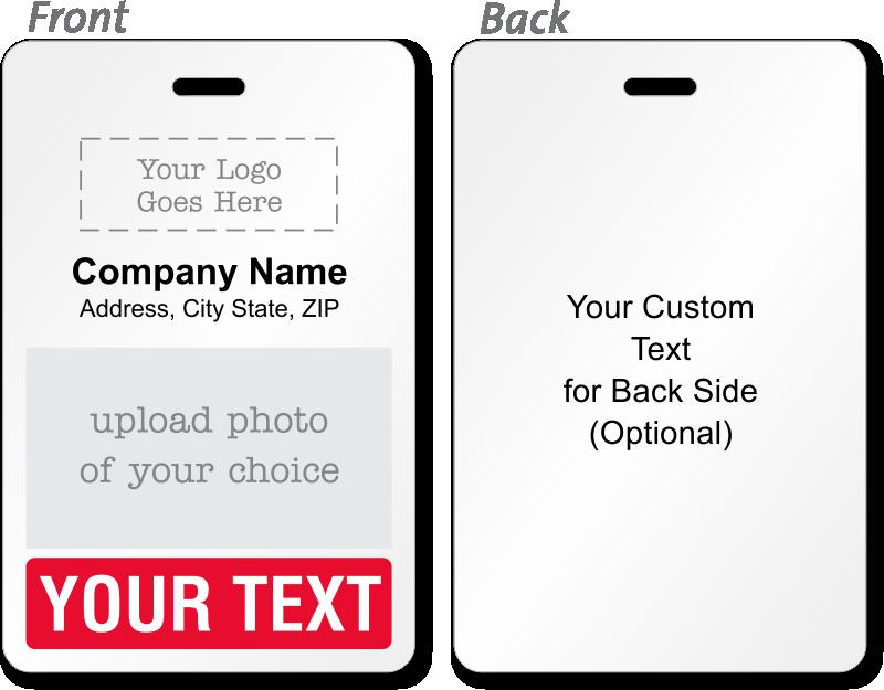 Design A Name Badge Online