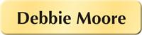 Custom Bugle Name Badge