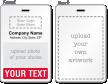 Create Own Bi-Fold Badges / Foldover ID Cards