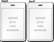 Custom Bifold ID Badge Printable Sheets