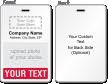 Make Own Bi Fold ID Badge On Printable Sheets