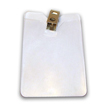 Badge Holder Vertical Top Load with Clip