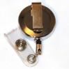 Badge Reel - Metal Case