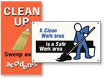 Housekeeping Banners