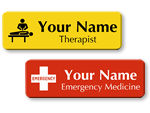 Medical Name Badge Templates