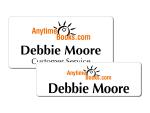 ProBadge Logo Name Badges