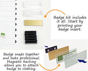 Badge Making Kit
