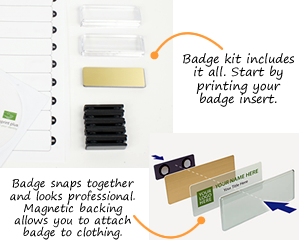 Badge Making Kit