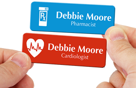 Medical Name Badges