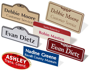 Name Badges Templates