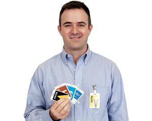 Visitor Badges – Reusable Badges