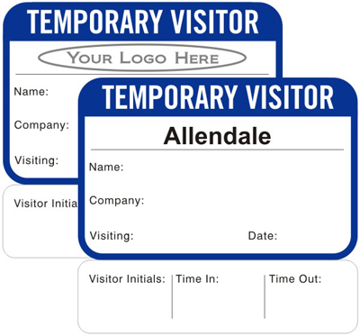 visitor badge templates - Kubre.euforic.co