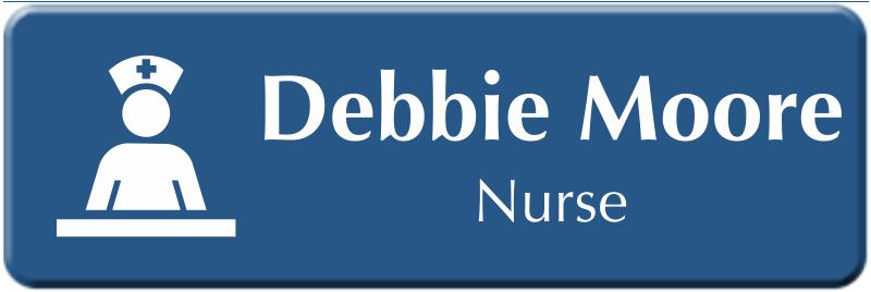 Medical Name Badges