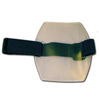 Vertical Badge Holder with Armband