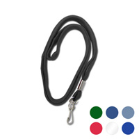 Non-Breakaway Lanyard with Swivel Hook