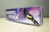 Create Your Own Stand Alone Contemporary Sign Kit