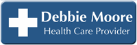 Custom Health Care Provider LaserLogo Name Badge