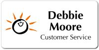 Digitally Printed Custom Name Badge