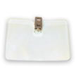 Badge Holder Horizontal Top Load with Clip
