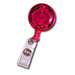 Badge Reel - LED Lighted - Red