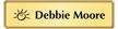 Custom Gold Framed Executive Badge with Logo