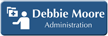 Custom Medical Administrative Assistant LaserLogo Badge with Symbol