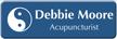 Create Acupuncturist LaserLogo Medical Name Badge