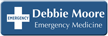 Customizable Emergency Medical Responder LaserLogo Badge with Symbol