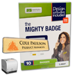 Mighty Name Badge Kit