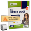 Mighty Badge Refill Kit