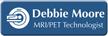 Customizable MRI / PET Technologist LaserLogo Name Badge