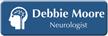 Customizable Neurologist LaserLogo Name Badge with Neurology Symbol