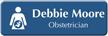 Custom Obstetrician LaserLogo Badge