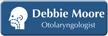 Customizable Otolaryngologist LaserLogo Badge with Symbol