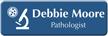 Customizable Pathologist LaserLogo Badge with Pathology Lab Symbol