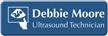 Custom Ultrasound Technician Pregnancy Scan Symbol LaserLogo Badge