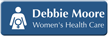 Customizable Woman's Health Care LaserLogo Badge with Symbol