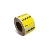 Labels on a Roll