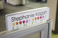 Custom Name Badge Kit
